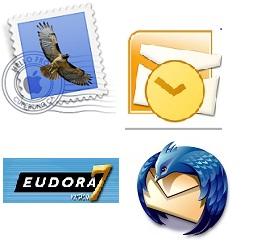 Client di posta e Migrazione da Microsoft Outlook  a  Mail di Macintosh