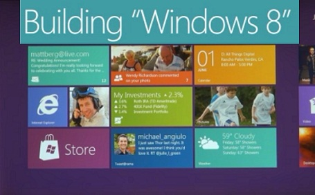 Windows 8…prime impressioni