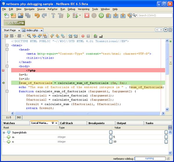 Eliminare i bug in PHP?…Semplice: XDebug!!!