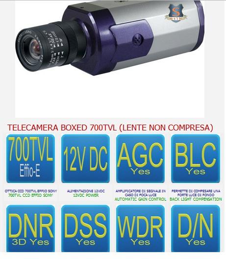 Glossario ATIK TVCC – Telecamere