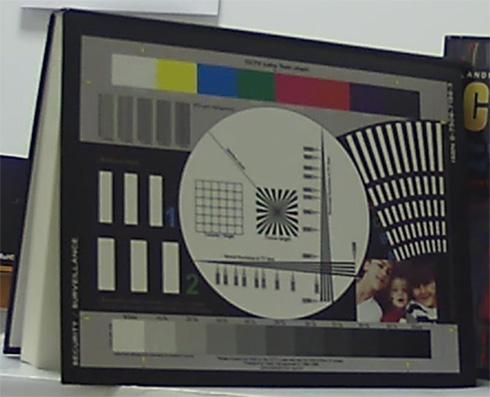 Telecamere Videosorveglianza - Resa dei colori HFW3200 particolare
