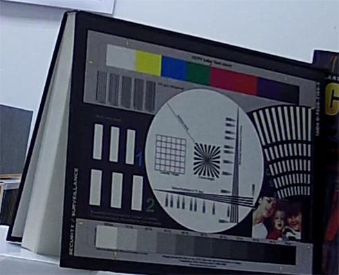 Telecamere Videosorveglianza - Resa dei colori HFW4200 particolare