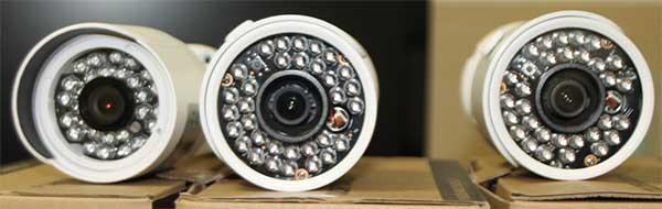 Videosorveglianza - Telecamere IP66