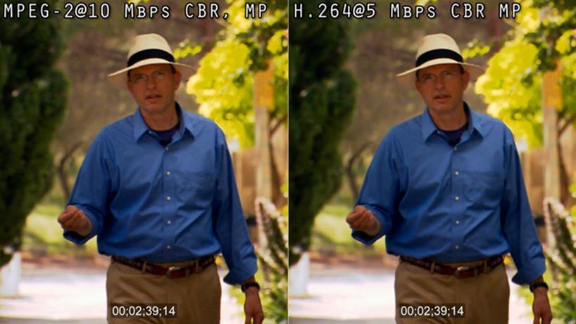 Videosorveglianza - ottimizzazione e compressione immagini