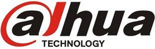Logo Dahua Videosorveglianza