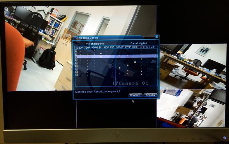 Videosorveglianza - Integrazione delle telecamere