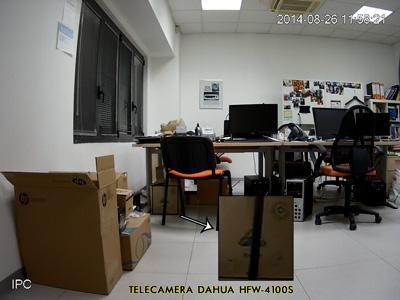Telecamera Dahua Videosorveglianza - definizione immagine e resa colori