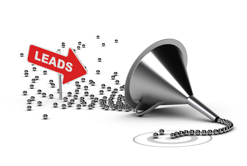 cos'è un funnel - lead generation