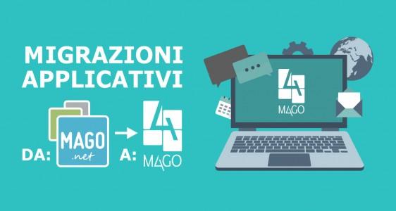Migrazione applicativi: da MAGO a MAGO4