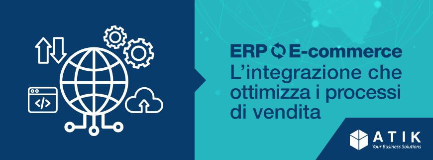 Integrazione ERP con E-commerce