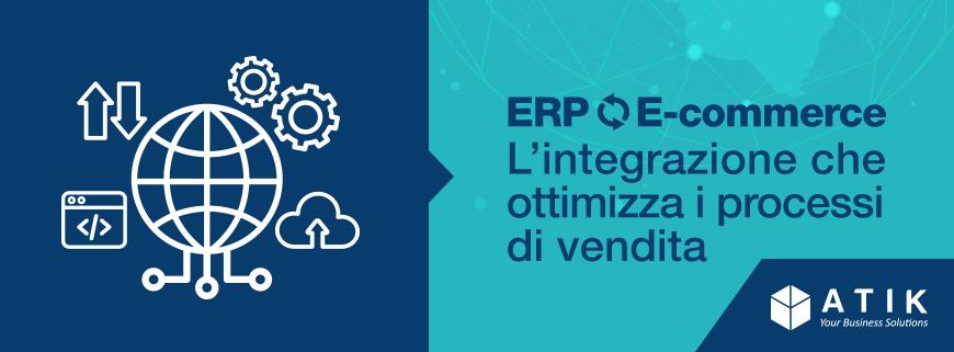 Integrazione ERP con E-commerce