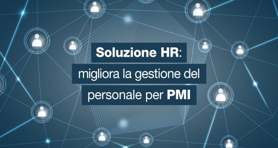 Soluzioni HR: gestione del personale e rilevazione presenze
