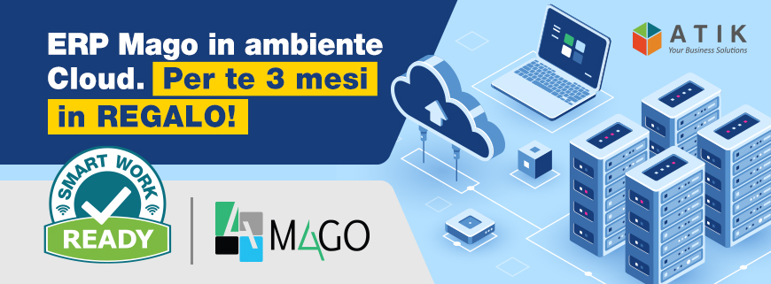 ERP Mago4 in cloud