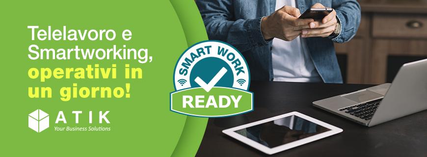 Smart Working come funziona