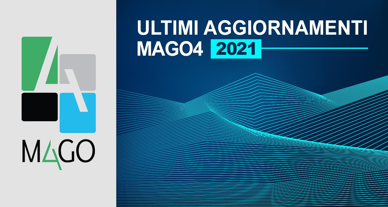 Aggiornamenti e Novità MAGO4 – Il Software ERP N° 1