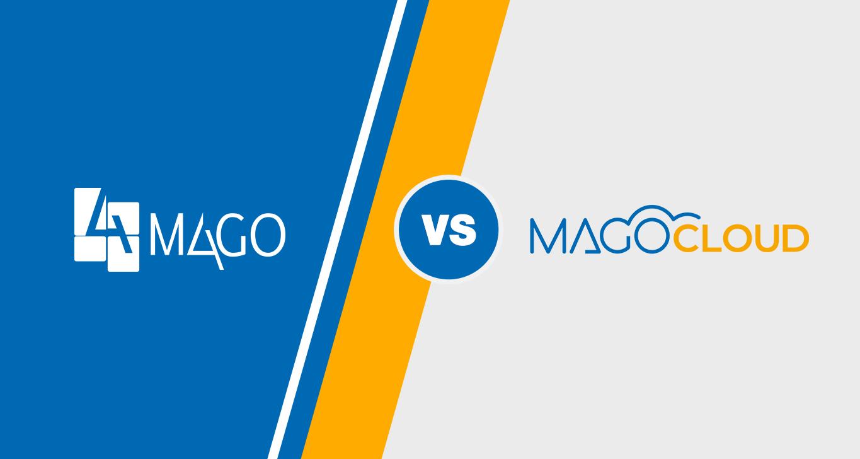 MAGO4 vs MAGOCLOUD